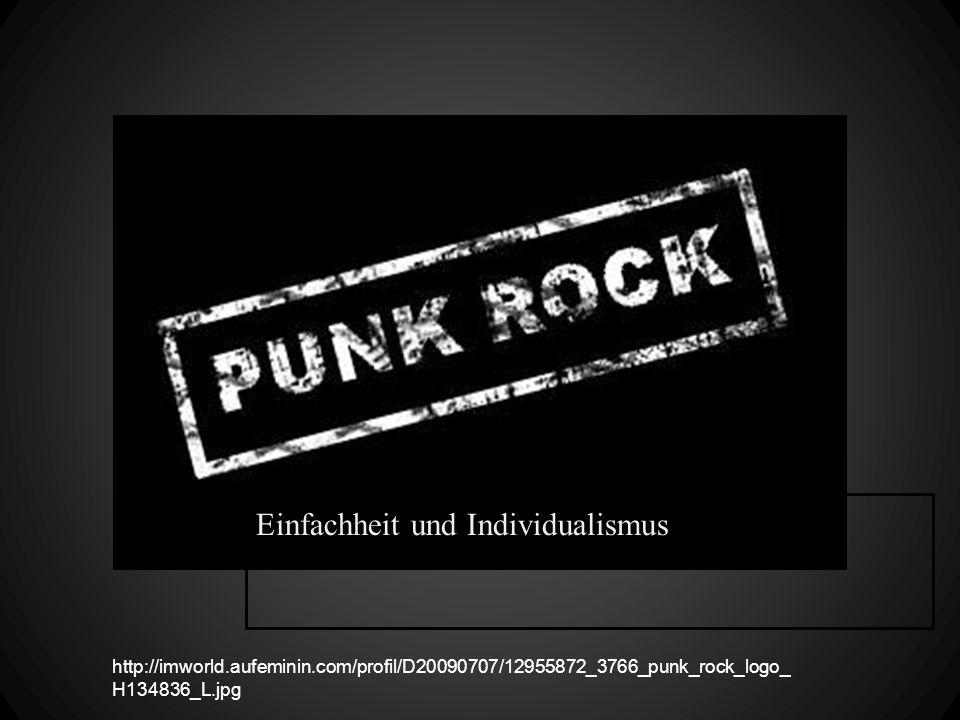 http://imworld.aufeminin.com/profil/D20090707/12955872_3766_punk_rock_logo_ H134836_L.jpg Einfachheit und Individualismus