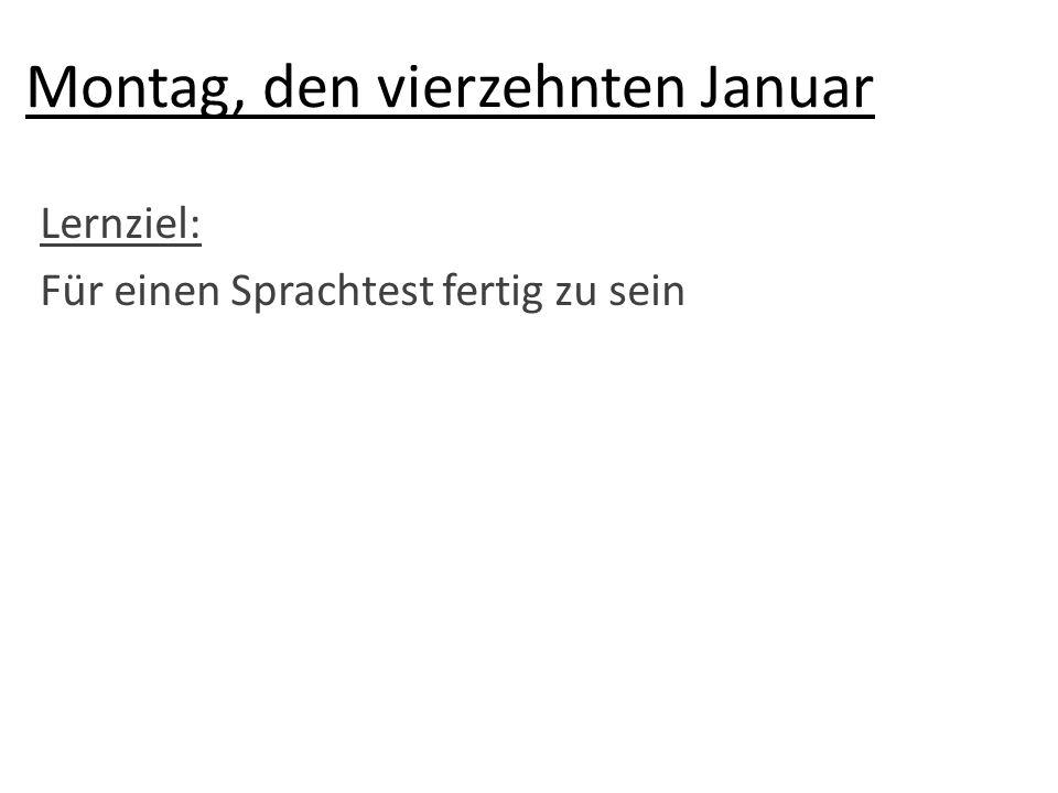 Startaktivität Was sind die Fragen.1.Ich lerne gern Deutsch und Mathe, weil sie interessant sind.