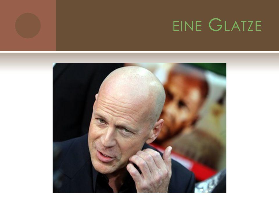 EINE G LATZE
