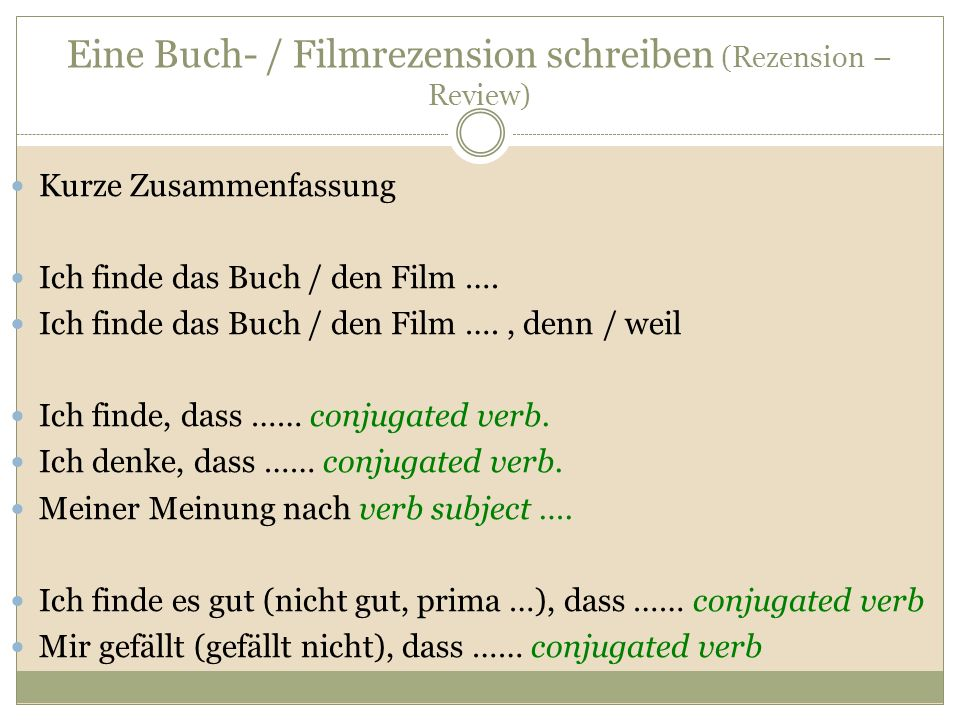 Finding the case of a word/phrase by way of asking questions – follow the guideline 1-4 Ich schenke meiner Mutter ein Buch.