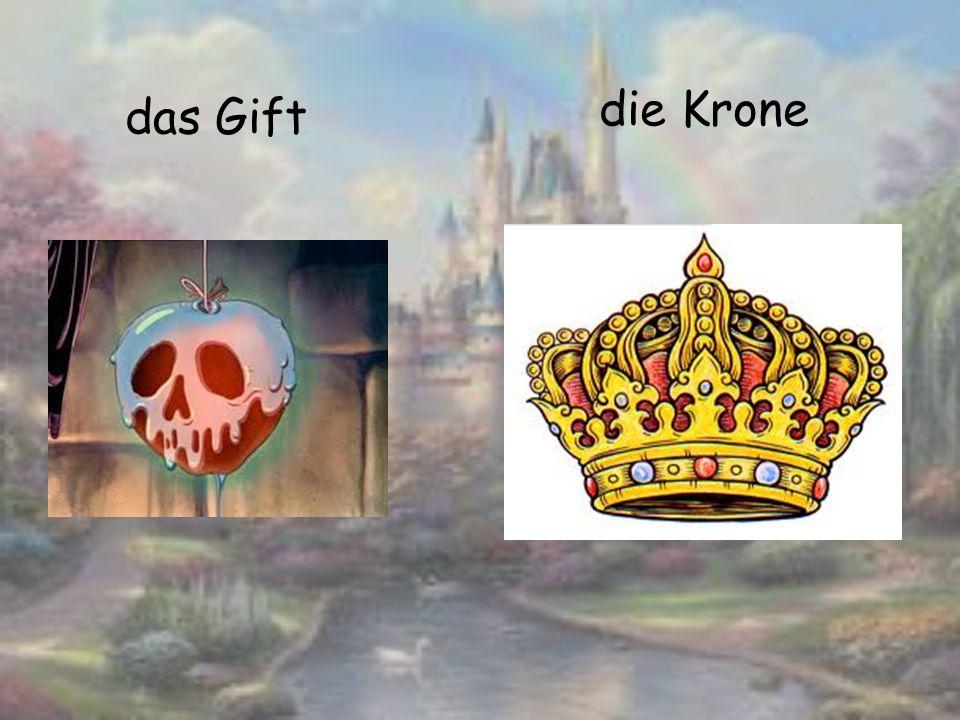 das Gift die Krone