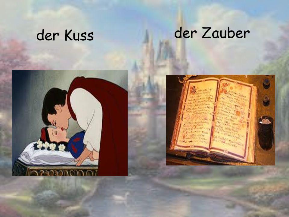 der Kuss der Zauber