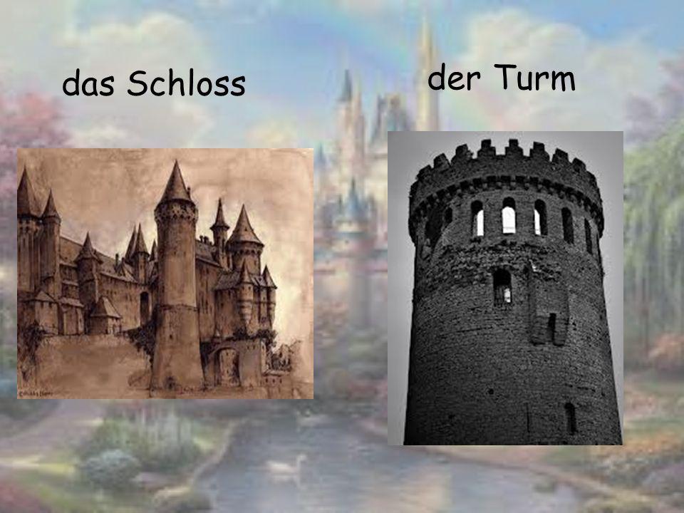 das Schloss der Turm