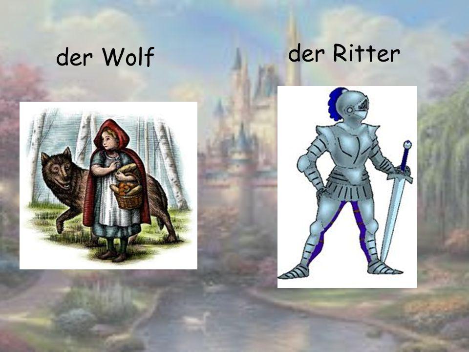 der Wolf der Ritter