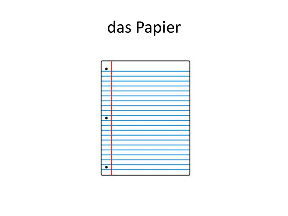 Verben/Adjektive Kosten Das Heft kostet 1,90 kaufen (to buy) Haben (to have) Ich habe Mathe um 11 Uhr 05.