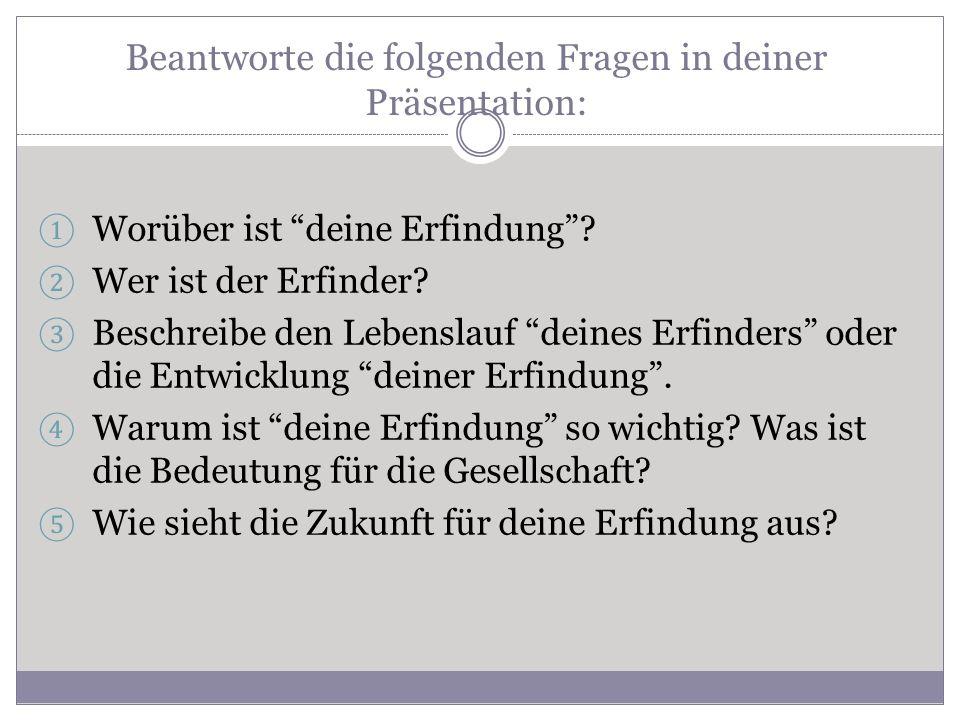 Hausaufgaben – noch nicht aufgegeben Lese deine Text von Deutsche Stars genau.