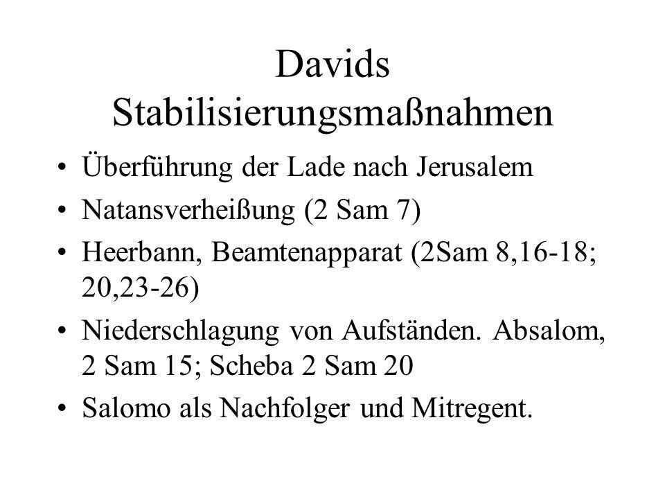 Davids Großreich