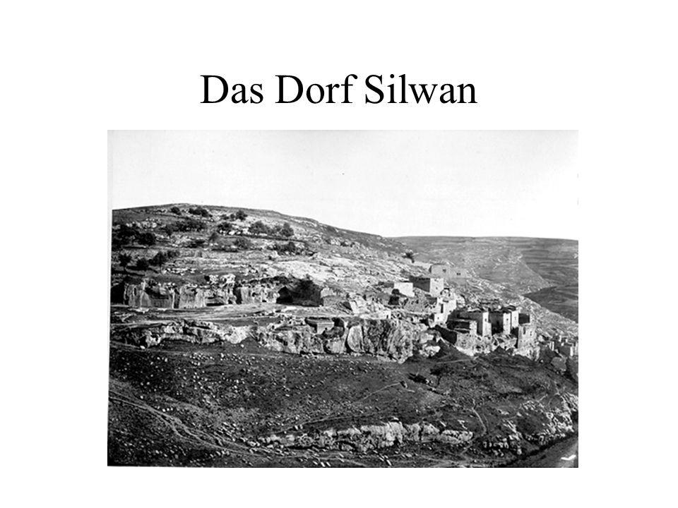 Jerusalem zur Zeit Davids