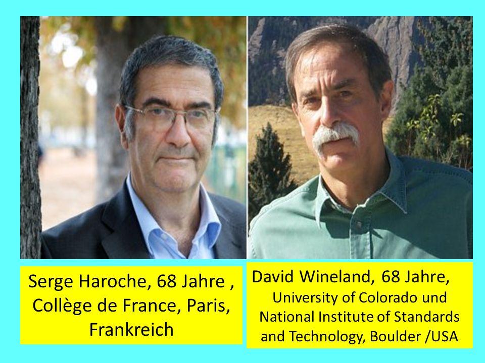 Lehrer-Schüler; Nobelpreise Kopfermann (Göttingen Heidelberg) Wolfgang Paul (Bonn) Nobelpreis 1989 Hans Georg Dehmelt (Göttingen, Seattle) Nobelpreis 1989 David Wineland (Boulder) Nobelpr.