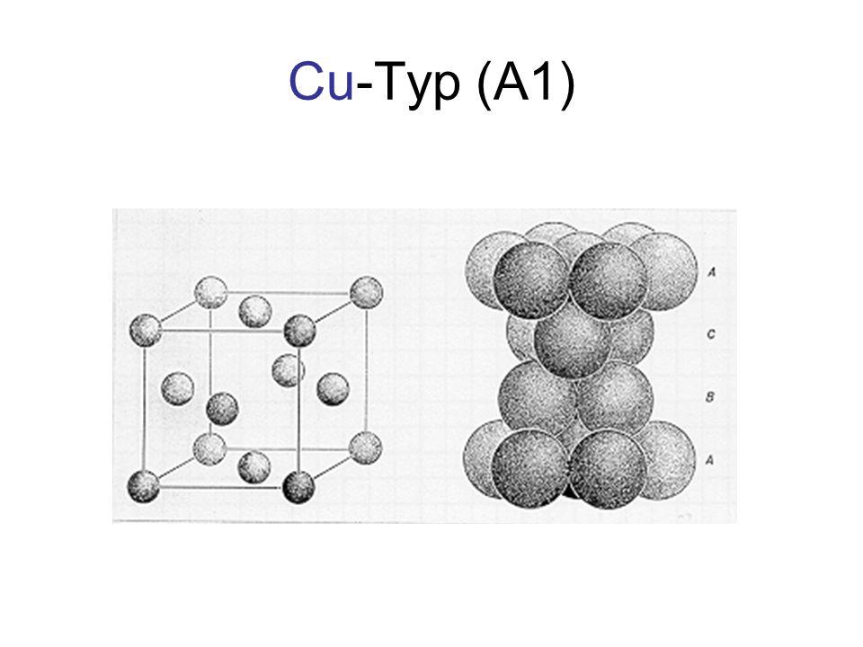 Cu-Typ (A1)