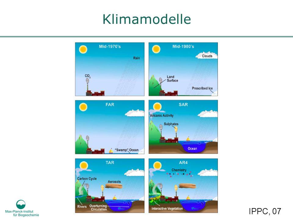 Klimamodelle IPPC, 07