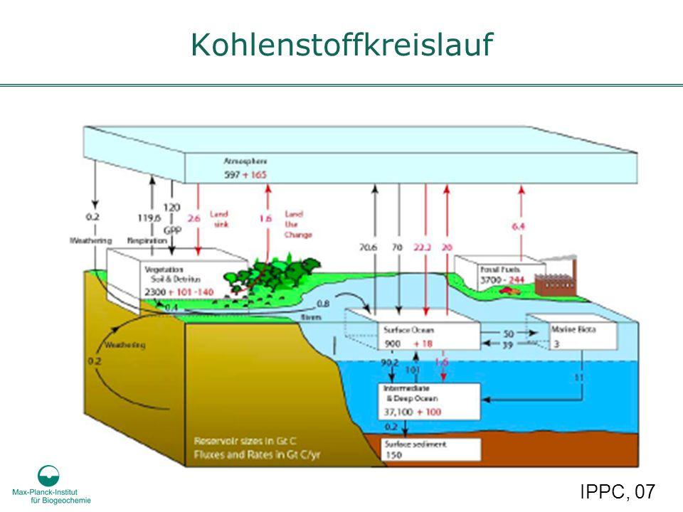 Kohlenstoffkreislauf IPPC, 07