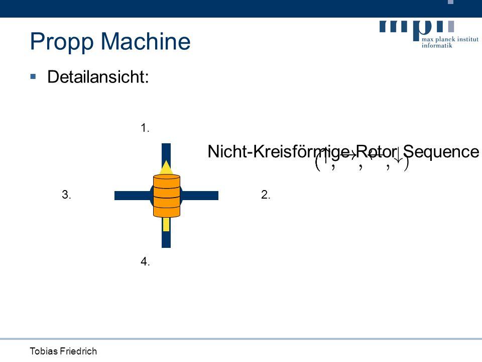 Tobias Friedrich Propp Machine Detailansicht: 1. 2.