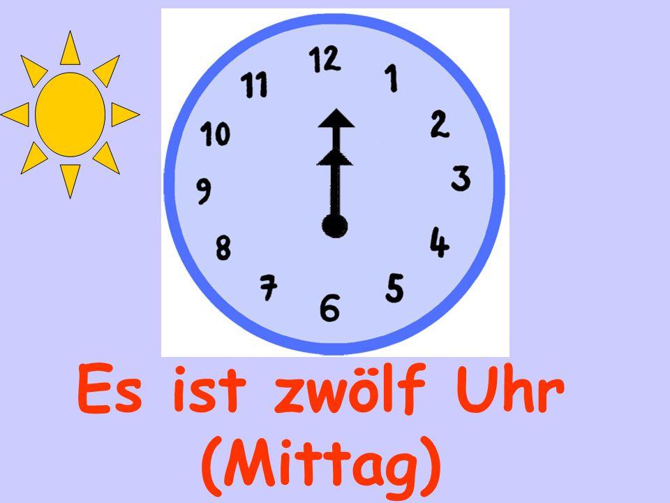Es ist elf Uhr