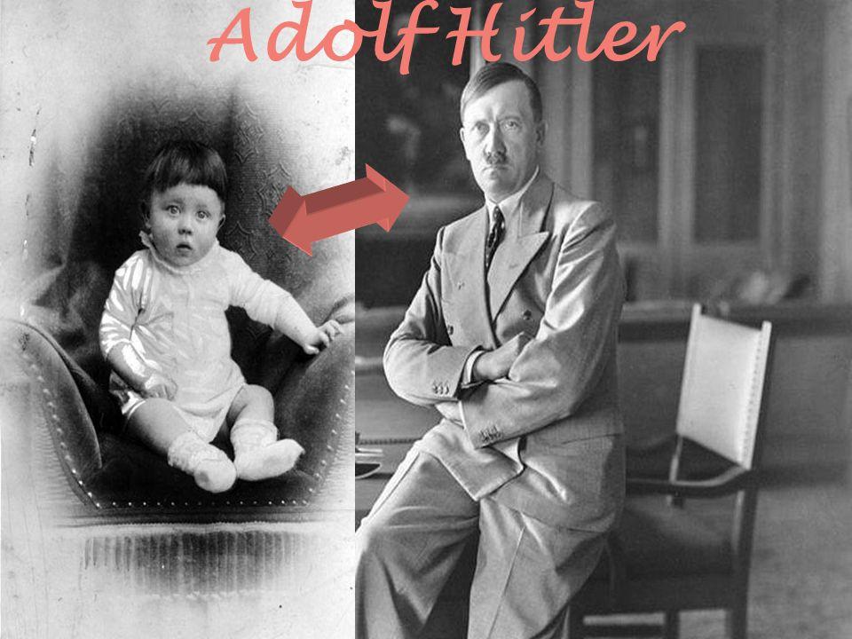 Adolf Hitler (* 20.April 1889 in Braunau am Inn; 30.