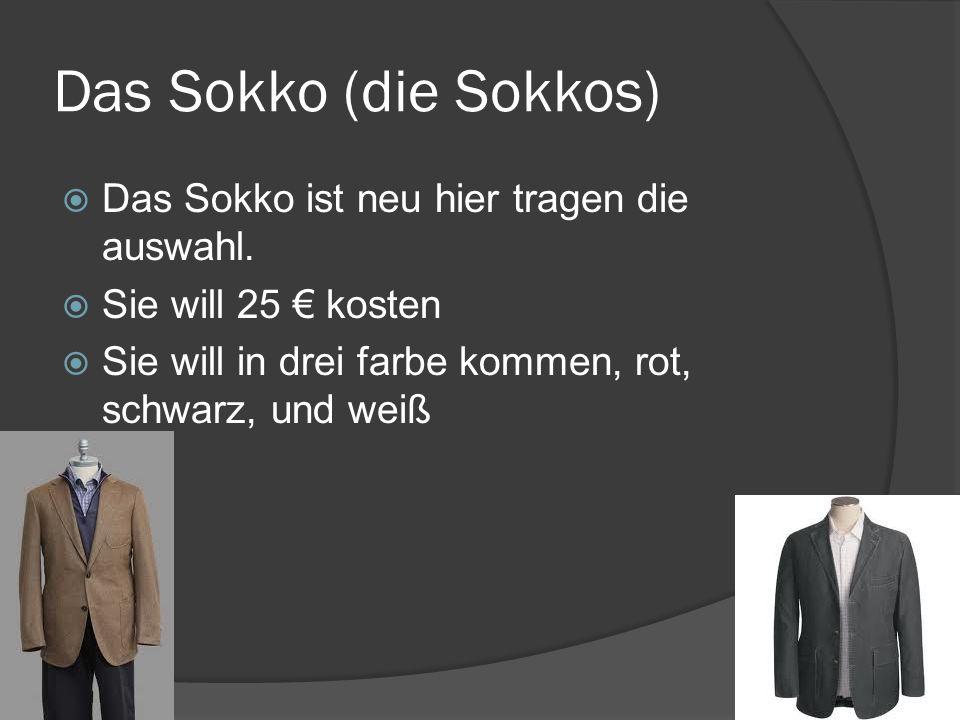 Das Sokko (die Sokkos) Das Sokko ist neu hier tragen die auswahl.