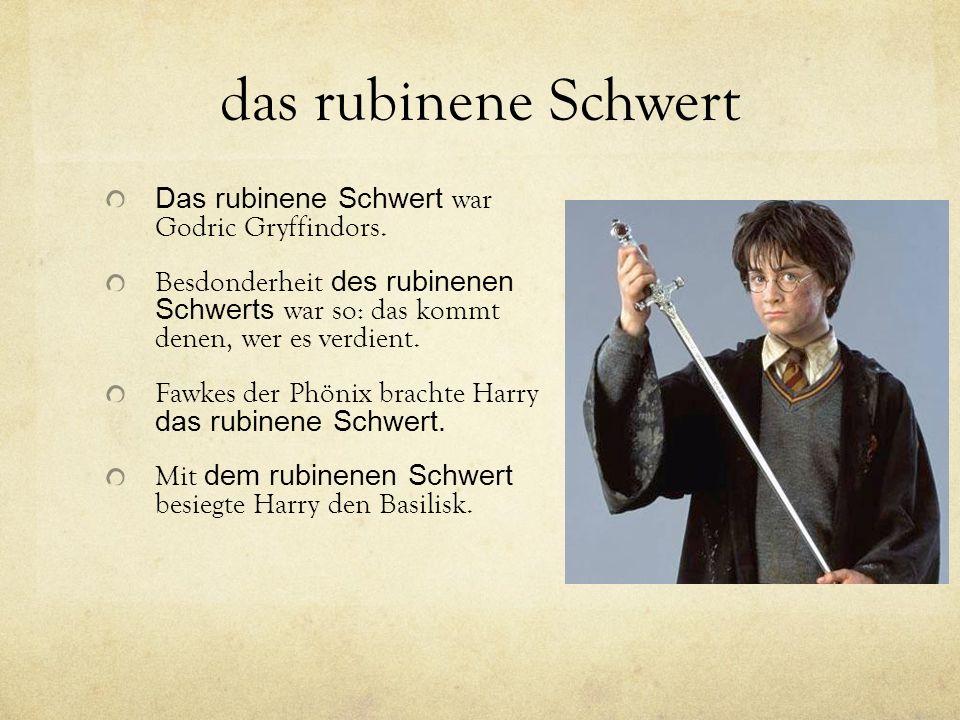die ergebenen Freunde Die ergebenen Freunde hiessen Hermione und Ron.