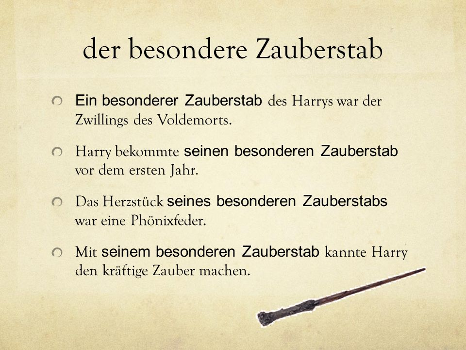 die blitzförmige Narbe Eine blitzförmige Narbe lag an der Stirn des Harrys.