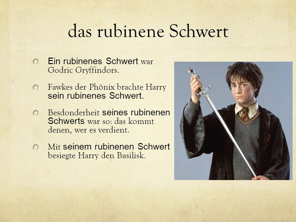 die ergebenen Freunde Seine ergebenen Freunde hiessen Hermione und Ron.