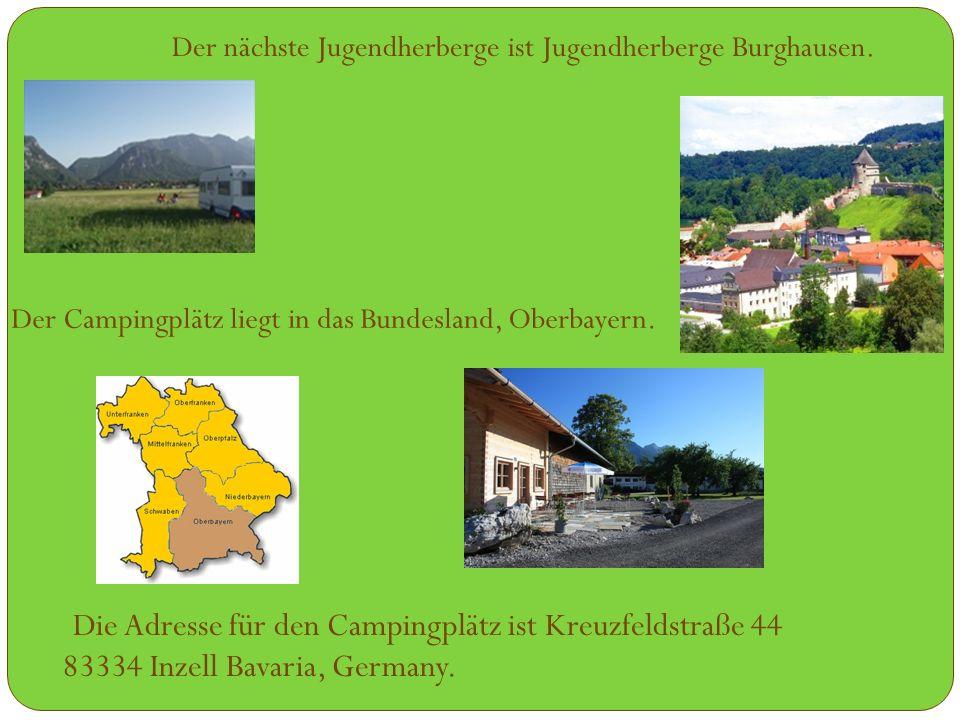 Der nächste Jugendherberge ist Jugendherberge Burghausen.
