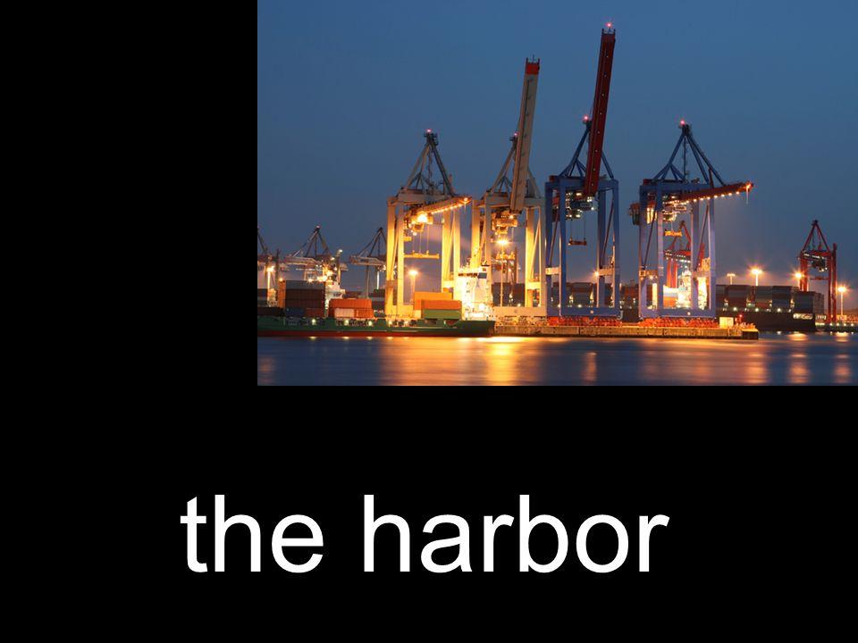 der Hafen, Häfen