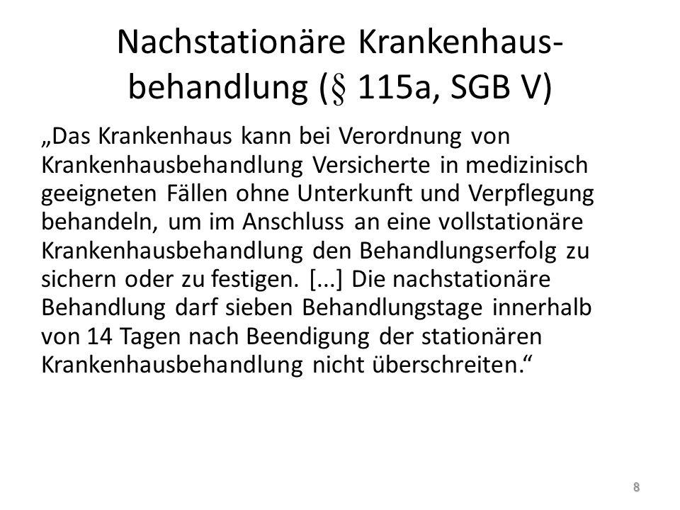 Aufbau einer Poliklinik in der DDR Trägerschaft lag beim Staat Alle Ärzte im Angestelltenverhältnis Festes Gehalt Alle Fachrichtungen unter einem Dach Größe: Im Durchschnitt 20 - 30 Ärzte und 100 - 200 Mitarbeiter 39