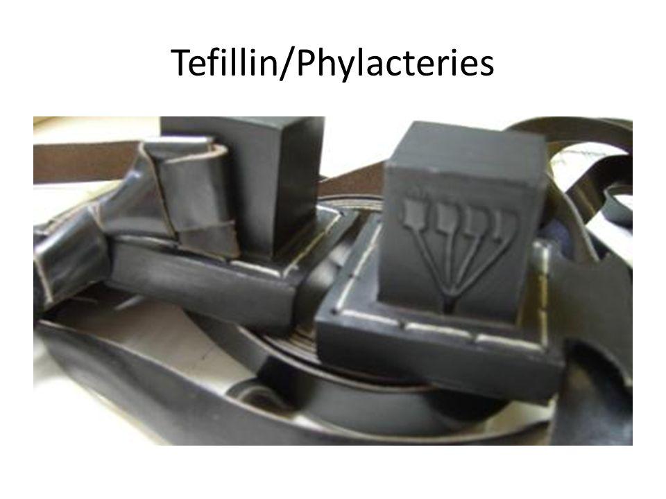 Tefillin/Phylacteries