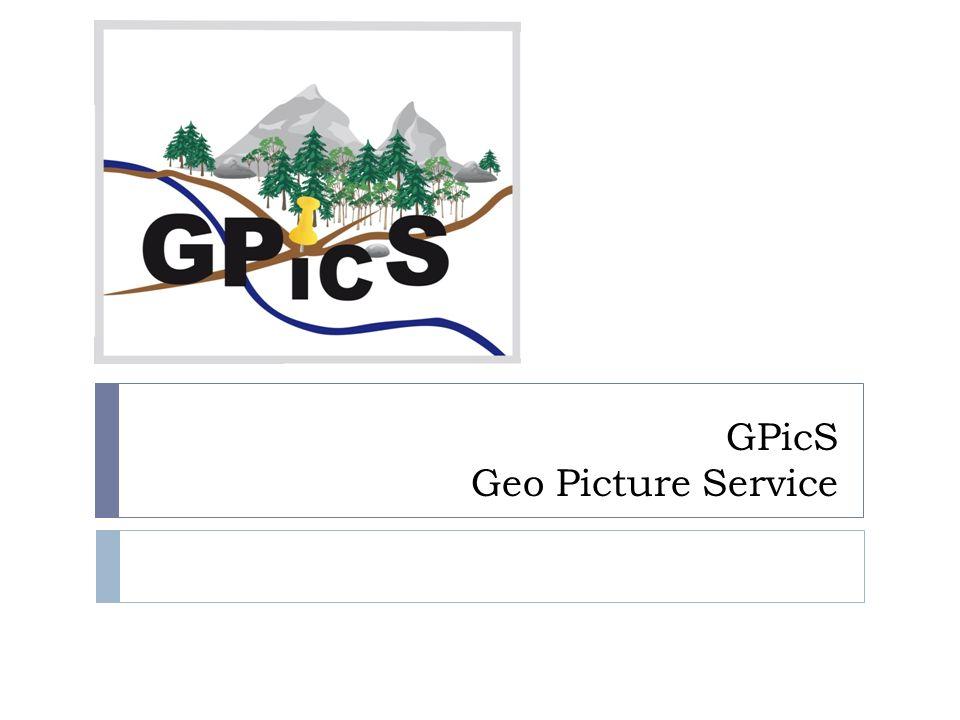 GPicS Geo Picture Service