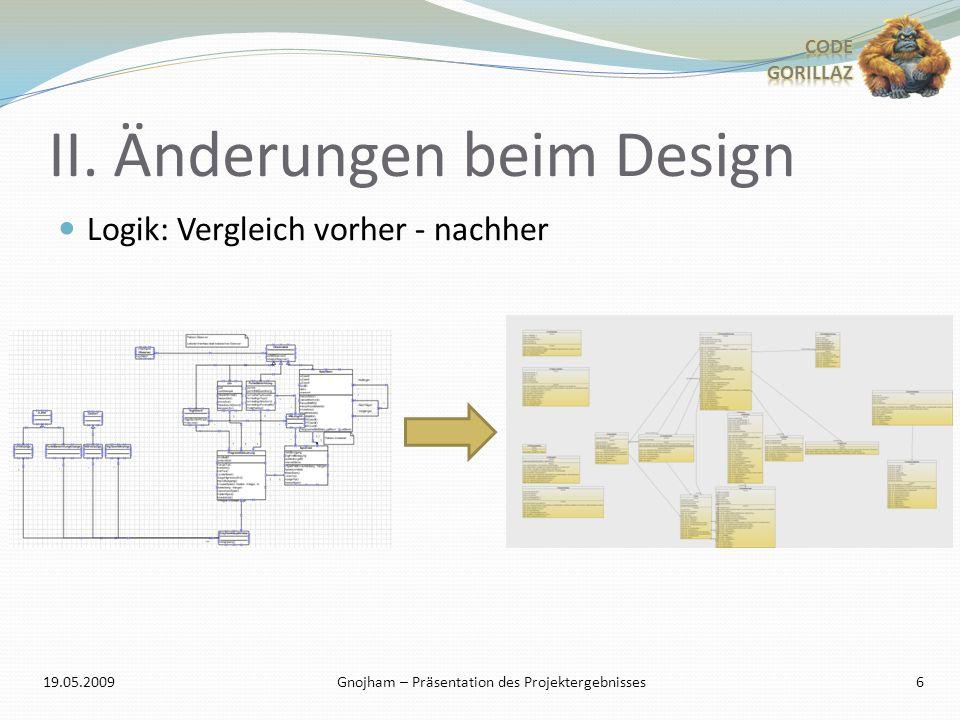 V. Produktpräsentation 7 Gnojham – Präsentation des Projektergebnisses19.05.2009