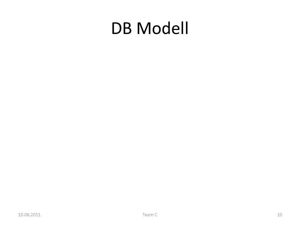 DB Modell 10.06.2011Team C10