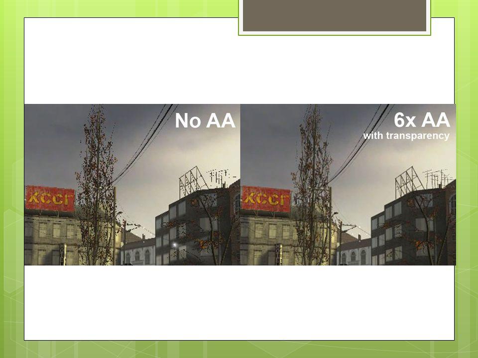 Funktionsweise – Teil 1 Grafikkarte erzeugt Bildpunkte aus vielen kleinen Punkten(Pixel) Bei horizontalen oder vertikalen Linien funktioniert dies ohne Probleme.