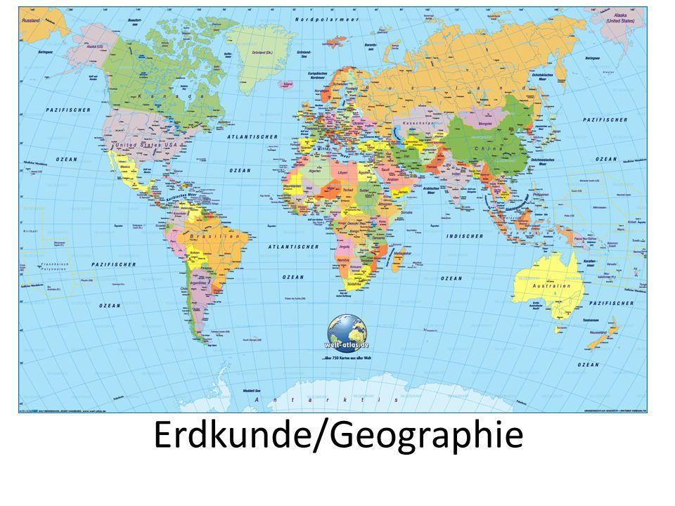 Erdkunde/Geographie