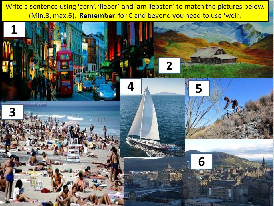 Freitag, den 27.September Titel: Wo planst du, nächstes Jahr zu gehen.