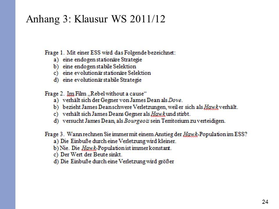24 Anhang 3: Klausur WS 2011/12