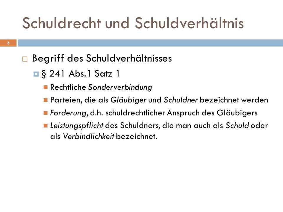 Schickschuld 54 Beispiel Bauer B verkauft C 3 t.Kartoffeln.