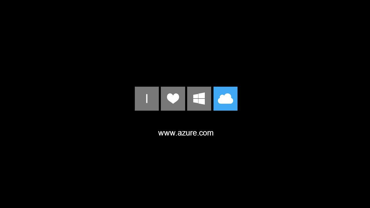 I www.azure.com