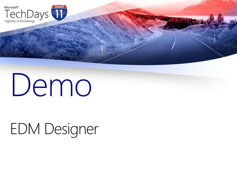 EDM Designer Demo