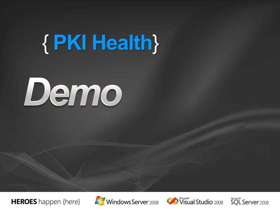 { PKI Health}
