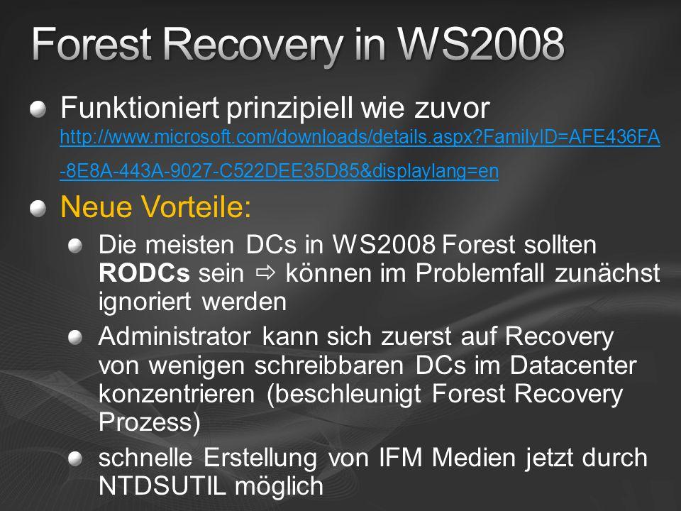 Funktioniert prinzipiell wie zuvor http://www.microsoft.com/downloads/details.aspx?FamilyID=AFE436FA -8E8A-443A-9027-C522DEE35D85&displaylang=en http:
