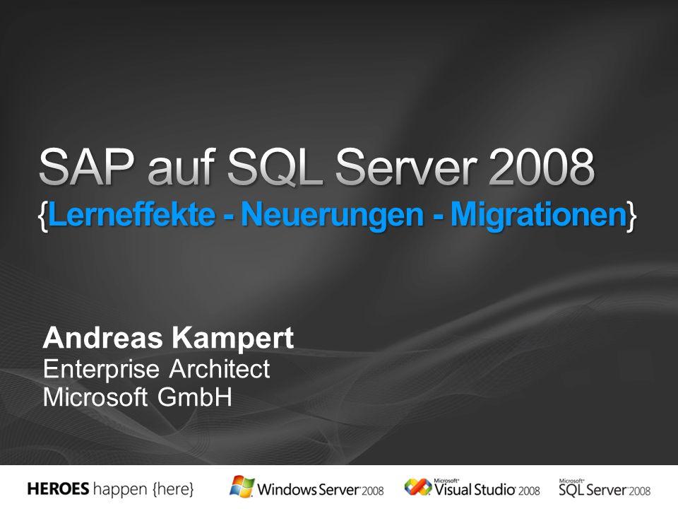 Andreas Kampert Enterprise Architect Microsoft GmbH