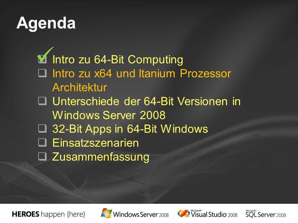 Beispiel 2: AD Performance – hier spielt die Cache- Limitierung einer große Rolle… AD Cache Limitierung: Gesamtleistung hängt stark von der Datenmenge der AD Datenbank ab, die der LSASS Prozess (AD) im Speicher cachen kann… Operating System of DCstandard LSASS cache (max) with /3GB Boot.ini switch Windows 2000 (32-bit)*0.5 GB1 GB Windows 2003/8 (32-bit) 1.5 GB2.6 GB Windows 2003/8 x648 TBN/A * /3GB switch only available in Advanced Server Edition 28