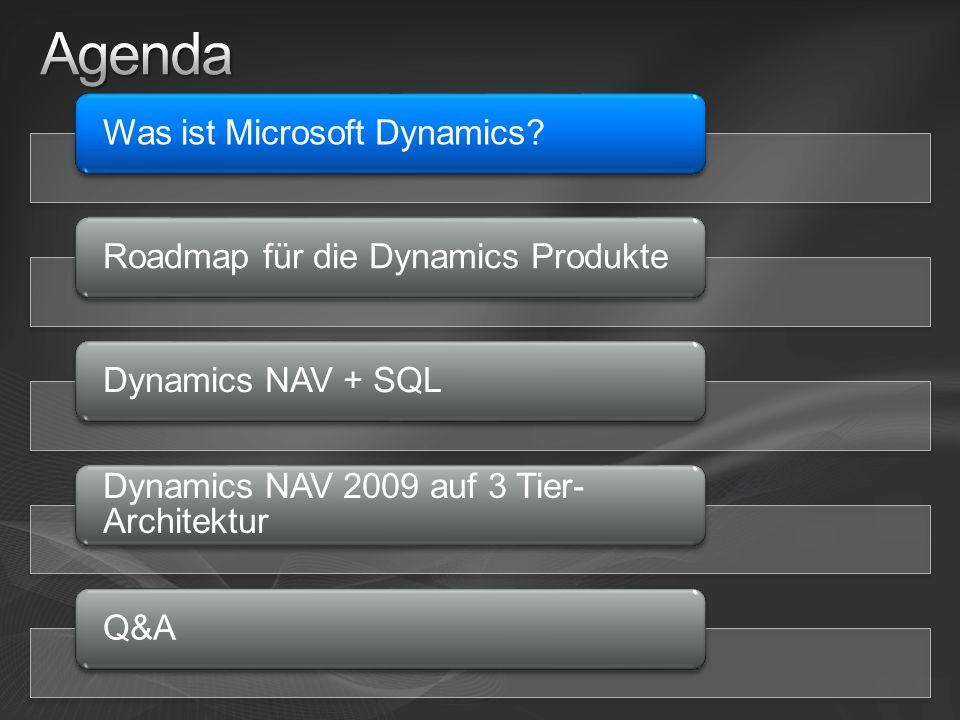 Dynamics NAV 4.0 Mobile Connector W1 verfügbar ab März 2008 Dynamics NAV 5.0 Mobile Connector Lokalisiert für DE ab März 2008 Verfügbar für 29 Länder Preis: 330 /CAL Preis: 330 Euro/CAL inkl.