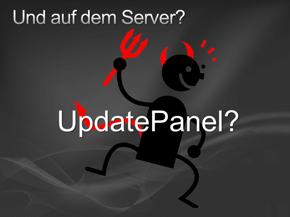 UpdatePanel?