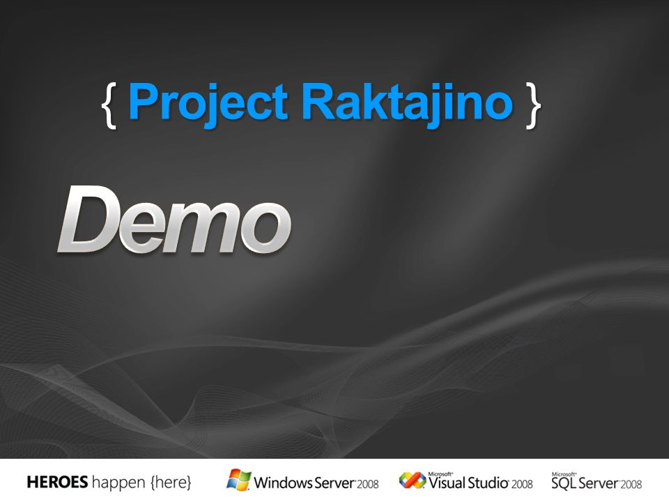 { Project Raktajino }