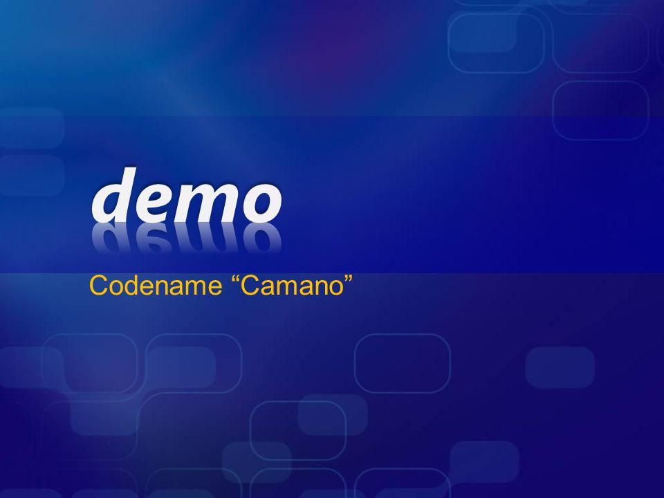 Codename Camano