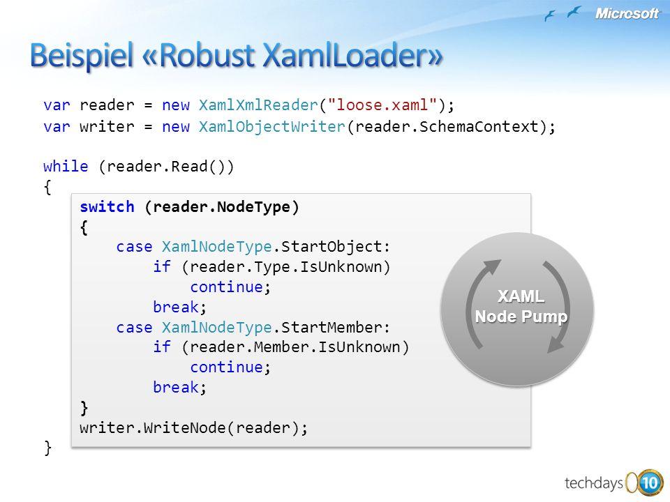var reader = new XamlXmlReader(