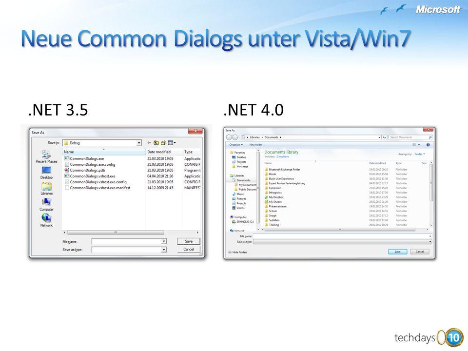 .NET 3.5.NET 4.0
