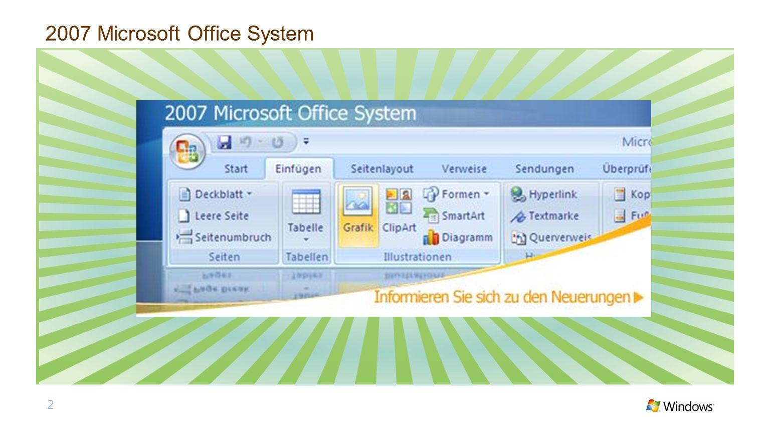 Diagramme in Excel 2007 1.Tabelle fertig? 2.Diagramm einfügen! 13