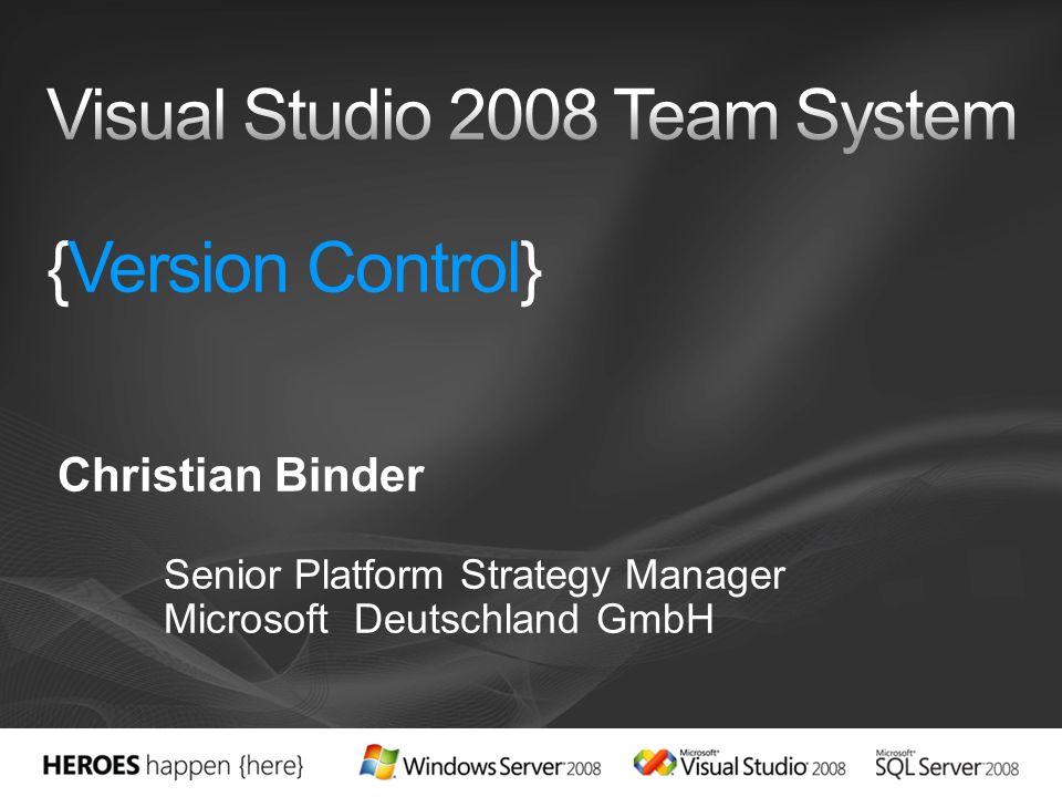 Christian Binder Senior Platform Strategy Manager Microsoft Deutschland GmbH