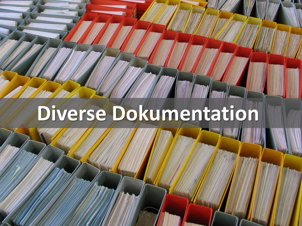Diverse Dokumentation